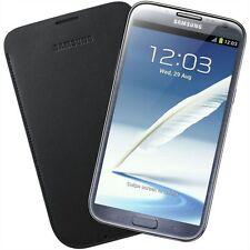 Genuine Samsung N7100 Galaxy Note II Note 2 Pouch Case EFC-1J9LBEGSTD