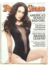 ROLLING STONE MAGAZINE ISSUE 1088 MEGAN FOX MARIAH CAREY JOHN MAYER OCTOBER 2009