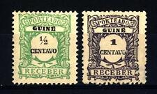 GUINEA - PORTOGHESE - 1921 - Segnatasse.