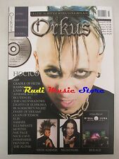ORKUS MAGAZINE 10/2004 +CD +SPEZIAL M'Era Luna Fest Hocico Diary Of Dreams No cd