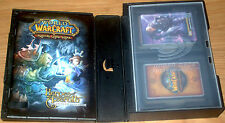 World of Warcraft TCG Heroes of Azeroth Starter Deck w/No Hero Cards or Box Art