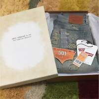 Super Rare! Levi's limited edition 1800 pieces only from JAPAN Free shipping