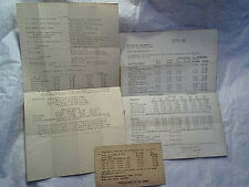 3-1955 CHICAGO & NORTHWESTERN RAILROAD BRAKEMAN CONDUCTORS RATE OF PAY,o.r.c & b
