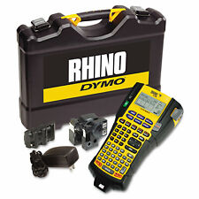 Dymo Rhino 5200 Industrial Label Maker Kit 5 Lines 4 910w X 9 15d X 2 12h