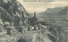 Italy - Merano - Blick von der Konig Laurinstrasse