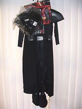 Star Wars Photo Real Darth Vader Youth Costume Small 4-6 (Age 3-4)Boys Child~NWT