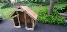Outdoor Big Dog House