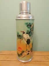 Vintage original Metal Chinese thermos from 80's with 313045788455