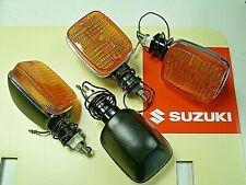 Brand New Set of 4 Indicator Winker Suzuki GS450 GS550 GS650 GS850