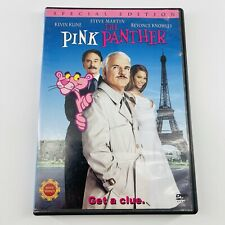 The Pink Panther Special Edition (Standard DVD, 2006, Widescreen) Steve Martin