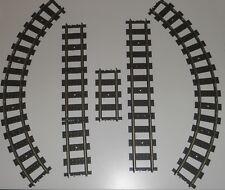 LEGO train lot de panneaux de voie pour circuit en bon état