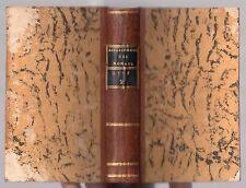 BIBLIOTHEQUE UNIVERSELLE DES ROMANS FEVRIER MARS 1779 LITTERATURE ESPAGNOLE HIST