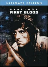 Rambo First Blood Part 1 DVD 1982 Sylvester Stallone Ultimate Edition