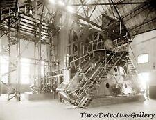 Mine Hoist Engine, Tamarack No. 5, Calumet, Michigan -1905- Historic Photo Print