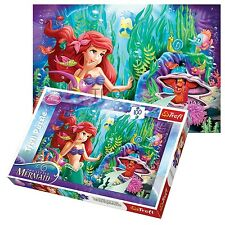 Trefl 100 Piece Kids Unisex Disney Princess Ariel Little Mermaid Jigsaw Puzzle