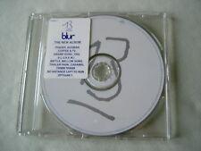 BLUR 13 promo CD album