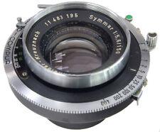 Schneider symmar 150 mm 5.6 + Synchro Compur
