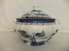 Blue 1960-1979 Date Range Booths Pottery