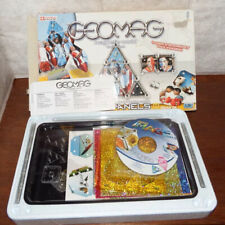 Geomag Magnetic World playset dekopanels sport 3D image accesory pack 63pc Boxed