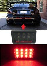 SMOKED LENS F1 LED 4TH REAR BRAKE LIGHT LAMP w/ FLASH OPTION For SUBARU WRX STi