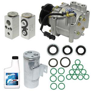 New A/C Compressor and Component Kit for Ram 1500 Van Ram 3500 Van Ram 2500 Van