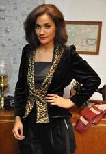 Handmade Velvet Vintage Coats & Jackets for Women