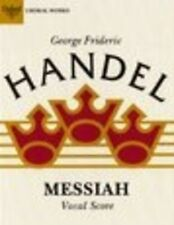 Messiah (vocal score); Handel, George Frideric, FMW - 9780193366688