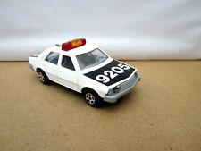 GALGO Argentina Renault 18 Saloon - POLICE Car