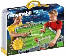 Playmobil 6857 Take Along Football Match Sports & Action - Box Damaged