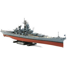 TAMIYA 78029 Missouri (c 1991) 1:350 Ship Model Kit