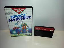Space Harrier 3D für Sega Master System OVP (Ohne Anleitung)