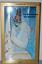 GODDESS OF BEAUTY BARBIE DOLL, CLASSICAL GODDESS COLLECTION # 27286, 2000, NRFB