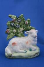 Unboxed Victorian Pottery Animals