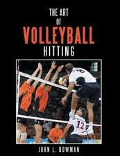 The Art of Volleyball Hitting (Paperback or Softback)