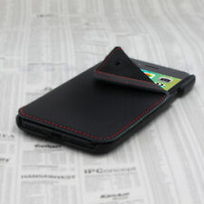 OPIS MOBILE 7/8 GARDE BOOK (Schwarz 2): iPhone 7&8 Lederhülle im Flip-Case Stil