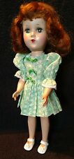 "Vintage Arranbee R&B walker doll 15""  Nancy Jane hard plastic USA with Stand"