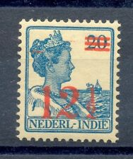 NED INDIE , DUTCH INDIES  # 171   ** MNH  VARIETY -OVERPRINT AT AT BACK SIDE