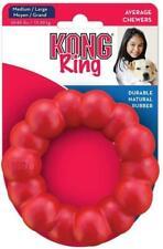 KONG Ring Hundespielzeug robuster Kautschuk