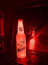 NHL Arizona Coyotes Hockey 12 oz Beer Bottle Light LED Bar Man Cave