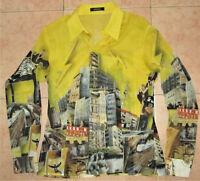 GIANNI VERSACE authentic woman shirt, silk blouse