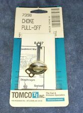 NEW TOMCO 7398 CHOKE PULL OFF 1980 81 82 83 84 85 86 CHRYSLER MITSUBISHI 2.0 2.6