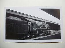 OZ554 - SOUTH AUSTRALIAN RAILWAYS - LOCOMOTIVE No741 PHOTO in Station