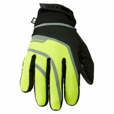 Madison Mens Avalanche Cycle Cycling Gloves Yellow Black