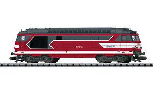 Trix Minitrix 16706 Diesellok Serie BB 67400 der SNCF analog #NEU in OVP#