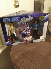 Marty Abrams Mego Classic Retro Star Trek 2 Pack Kirk Spock Mirror Mirror NEW