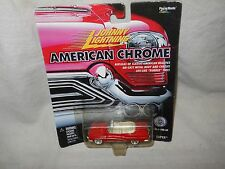 1:64 Scale: Johnny Lightning: American Chrome: 1953 Buick Super, #310-01