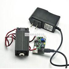 Adjusted 445nm 450nm 2W 2000mw Blue Dot Laser Diode Module W/ TTL Wood Engraver