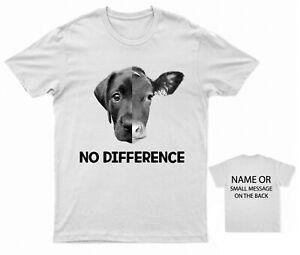 No Difference Vegan T-shirt