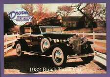 1932 Buick Town Car, Imperial Palace Coll. Las Vegas Trading Card - Not Postcard
