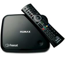 HUMAX HB-1100S Freesat + HD Smart Set Top Box roll back tv wifi  app NEW